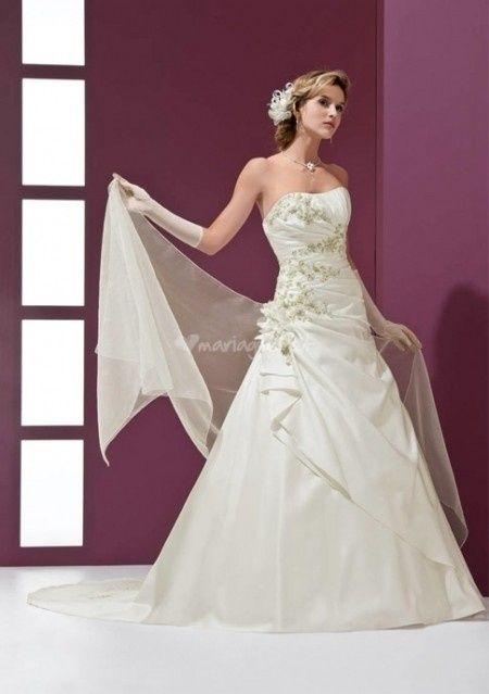 Robes de mariée Eglantine Créations collection 2014