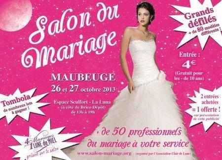 Salon du mariage du departement nord forum - Salon du mariage maubeuge ...