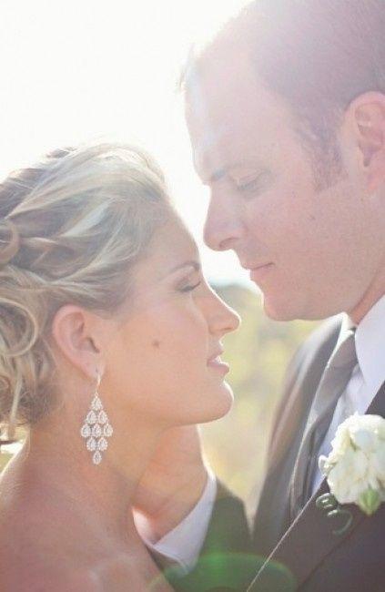 Vote por su foto favorita: Aros de novia 1