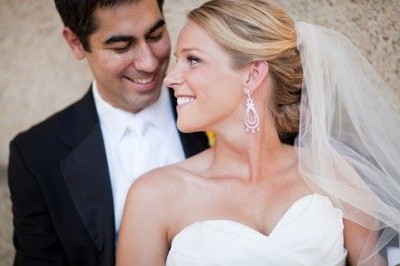 Vote por su foto favorita: Aros de novia 2