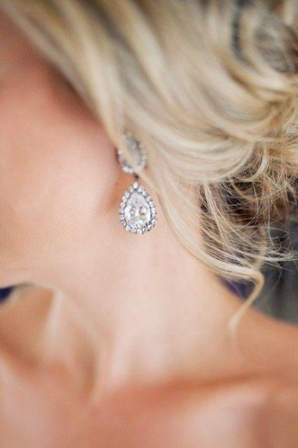 Vote por su foto favorita: Aros de novia 3