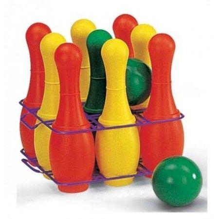 5 id es de jeux en plein air pour les enfants du mariage for Decoration quille de bowling