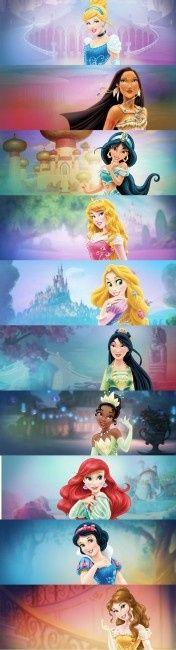 Quelle est votre princesse préférée ?