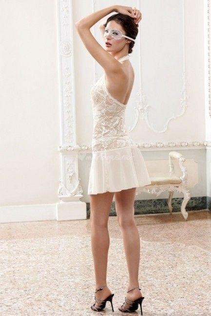f7d1829e9d Lingerie de mariée Lise Charmel collection 2014 - Mode nuptiale ...