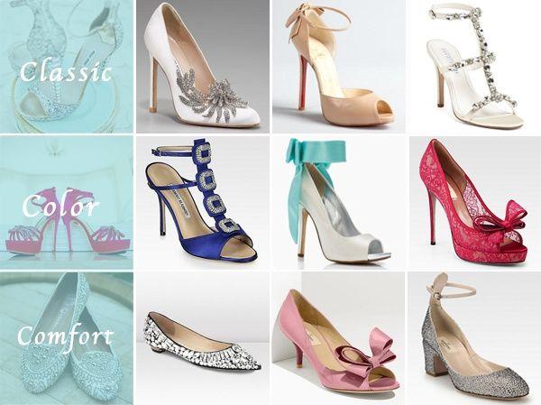 Chaussures de mariée  classiques, colorées ou confort   - Mode ... e570437b7a03