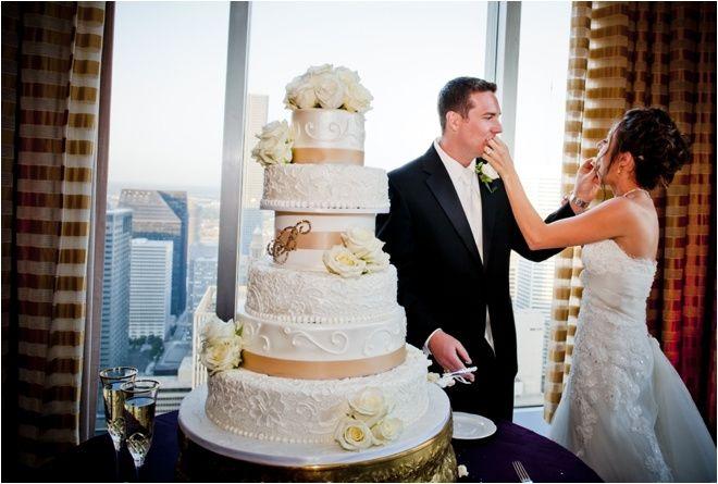 Combien coûte votre gâteau de mariage ?