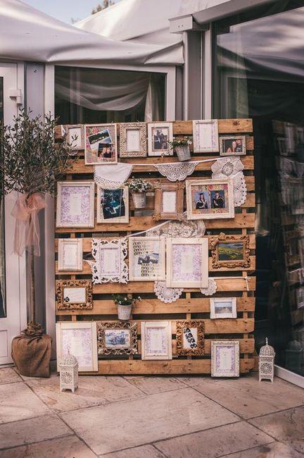 des palettes en bois pour votre d coration de mariage oui ou non d coration forum. Black Bedroom Furniture Sets. Home Design Ideas