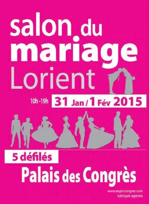 Salon du mariage Lorient 2015