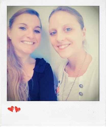Claire et moi =)