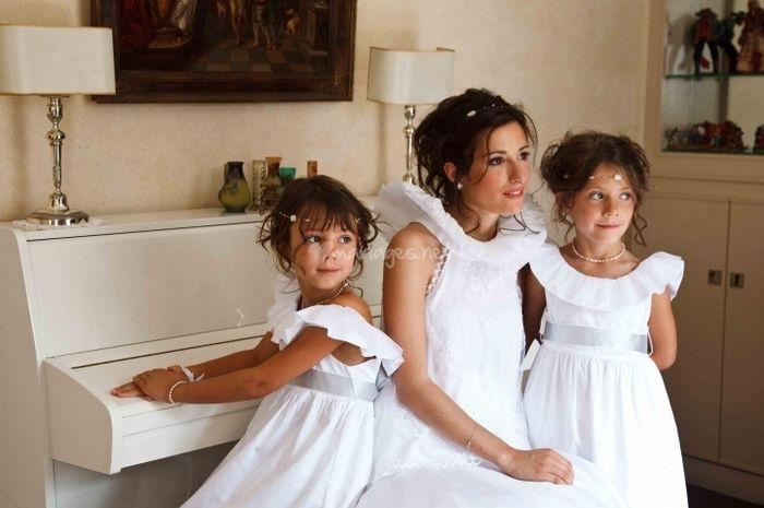 Le mariage représente-t-il pour vous un rêve de petite fille ?