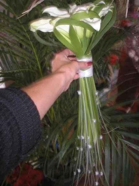 finalement mon bouquet en fleur naturel
