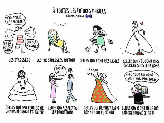 Dessin Sympa petit dessin sympa 😂 - avant le mariage - forum mariages