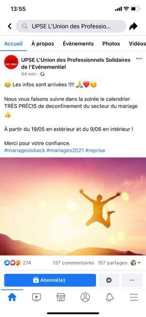 Mariage le 12 juin comment allez vous faire ? - 1
