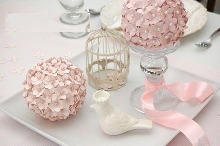 tutoriel boules d'hortensia en papier - décoration - forum
