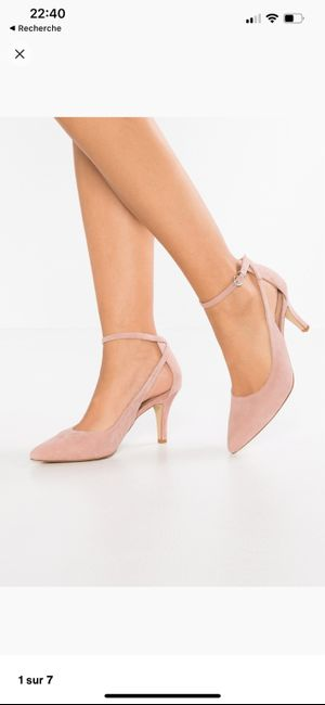 Chaussures parfaites ! 3