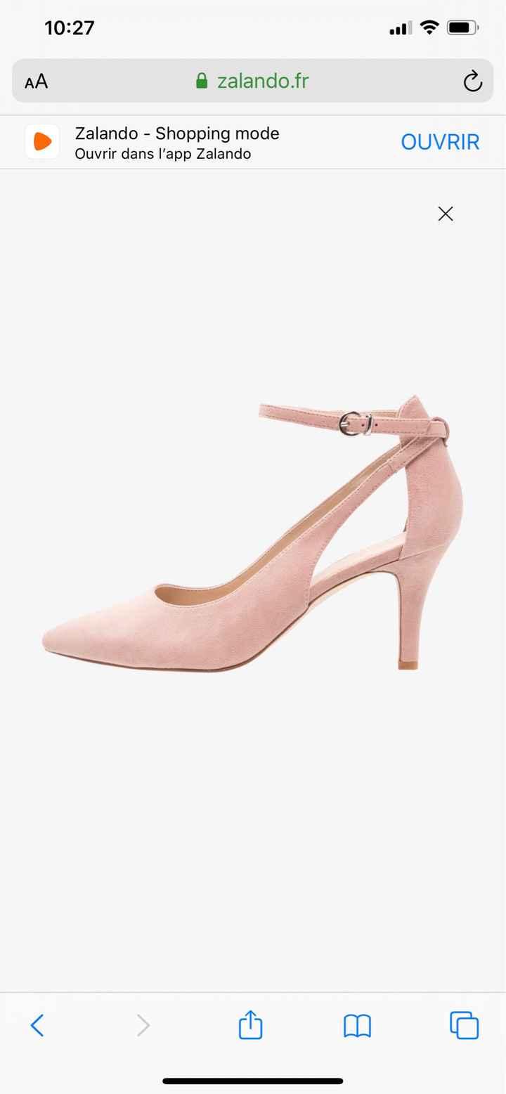 Chaussure help!!! - 1