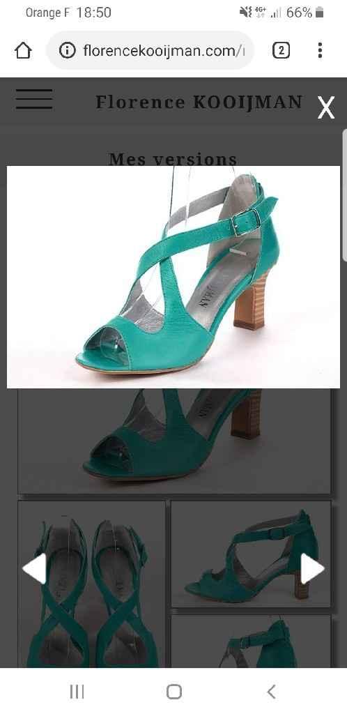 Chaussures enfin trouvées ! - 3