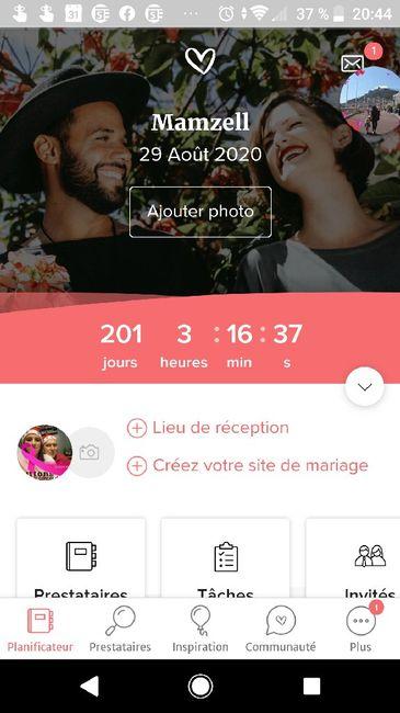 Compte à rebours général mariages.net 1