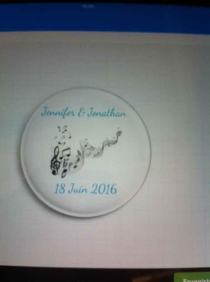 Badges personnalisé - 1
