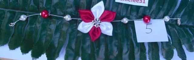 Bracelets demoiselle d'honneur !! - 2