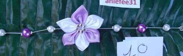 Bracelets demoiselle d'honneur !! - 3