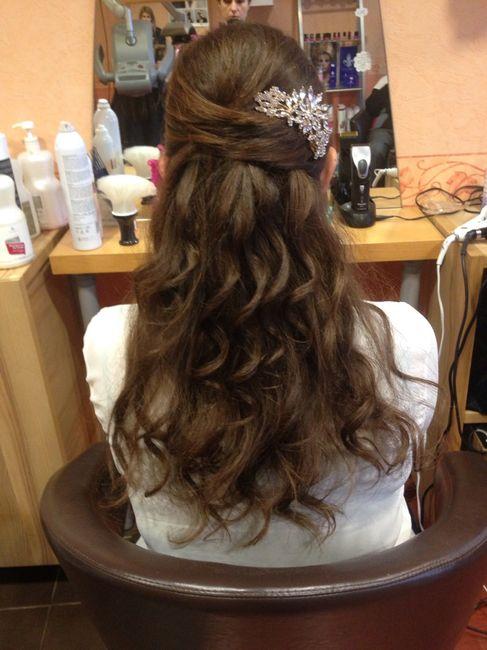 Avis 1er essai coiffure - 1