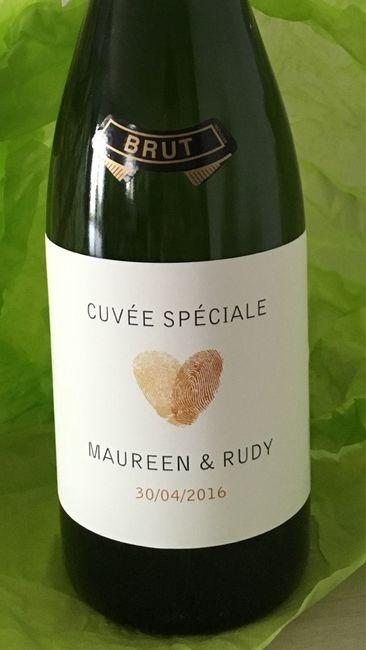 Les étiquettes  champagne - 2