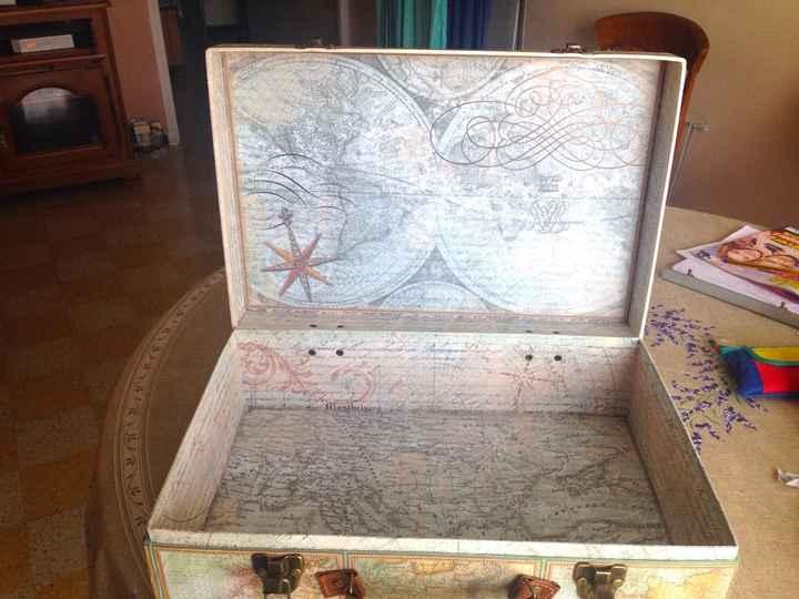 Notre valise pour l'urne