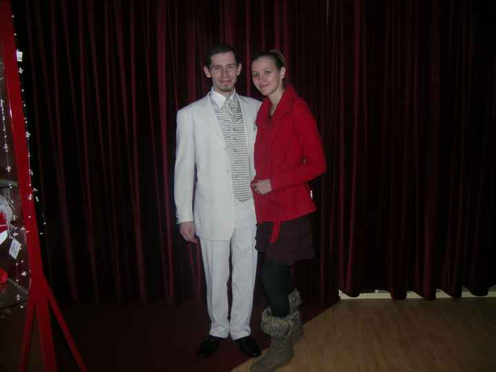 Essayage déffinitif du costume de marié