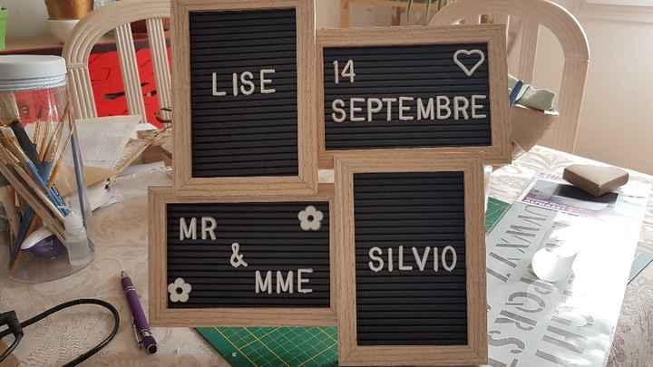 Nous nous marions le 14 Septembre 2019 - Haute-marne - 1