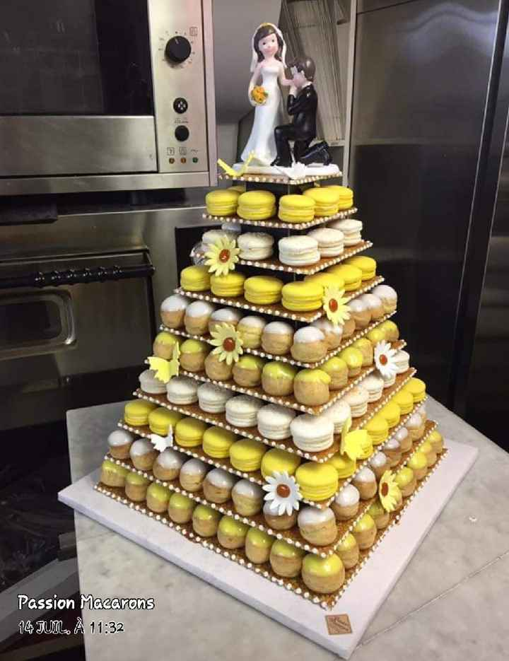 Wedding Cake ou buffet dessert maison ? - 1