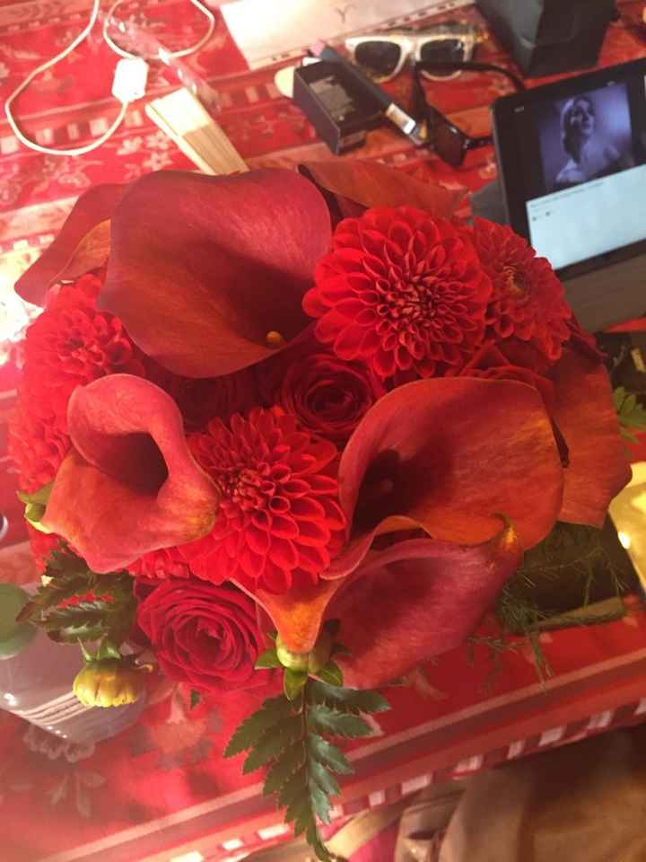 Vos expériences bouquet de la mariée - fleuriste - 1