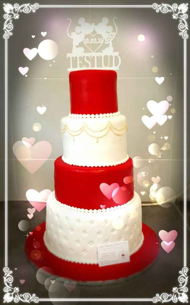 Wedding cake help !! - 1
