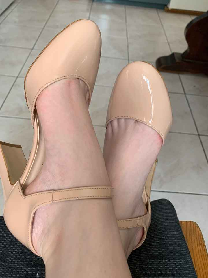 Mes chaussures 😍 - 1