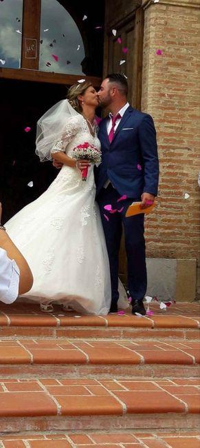 Maries du 23 juillet 2016 ? - Organisation du mariage