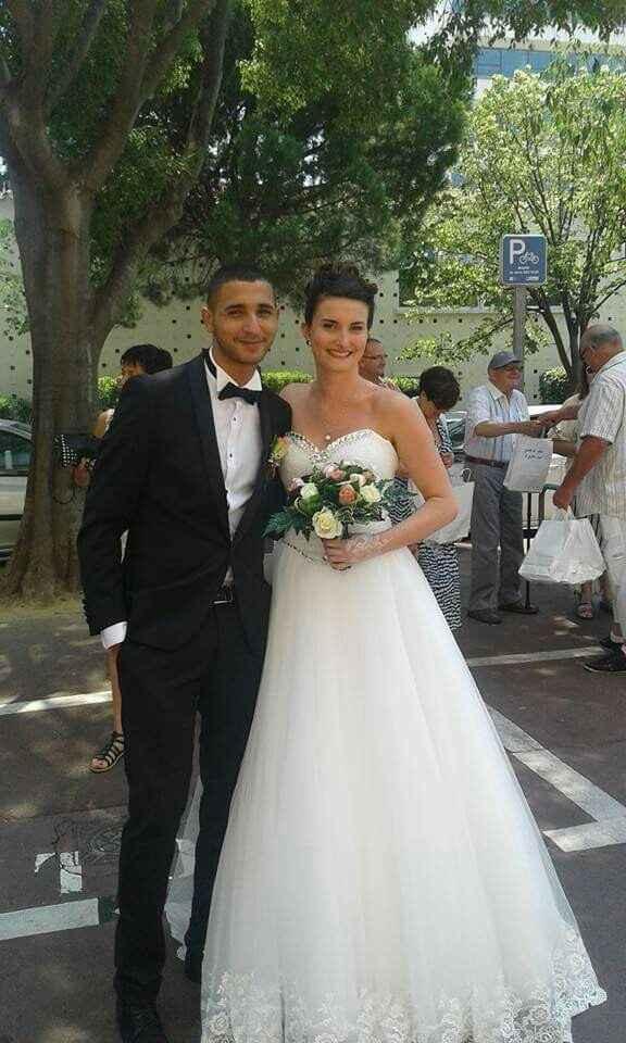 Mon wedding day est passé - 1
