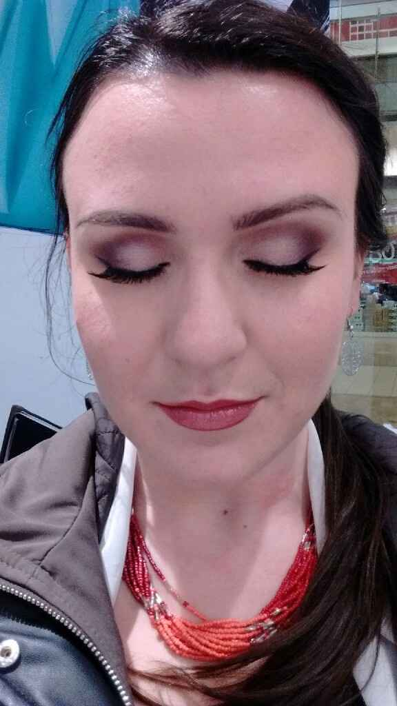 Et enfin mes essais maquillages - 2