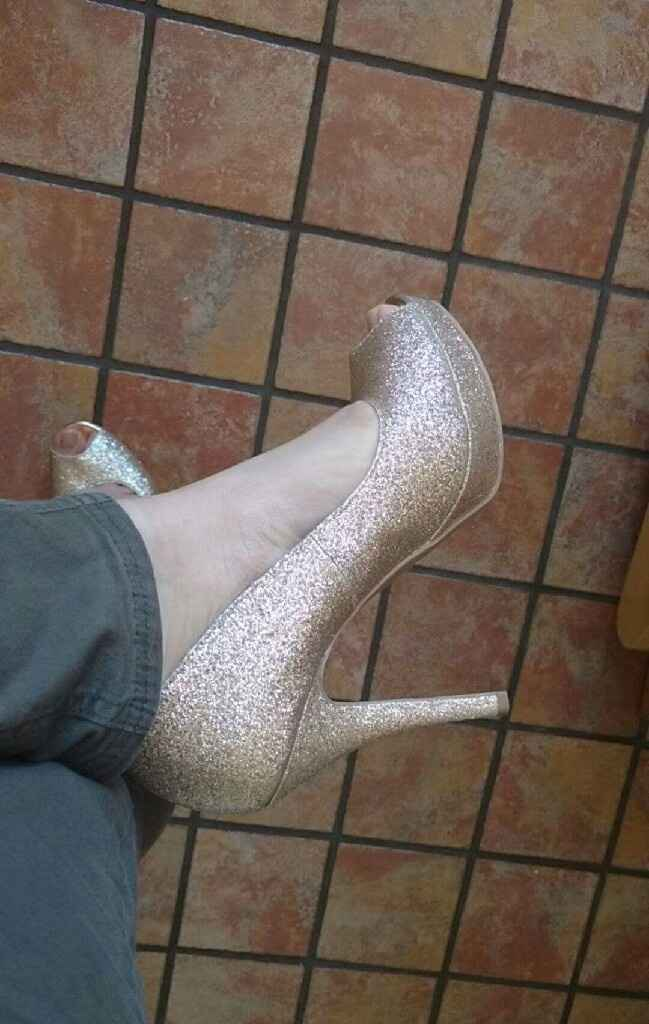 Enfin mes chaussures ! - 1
