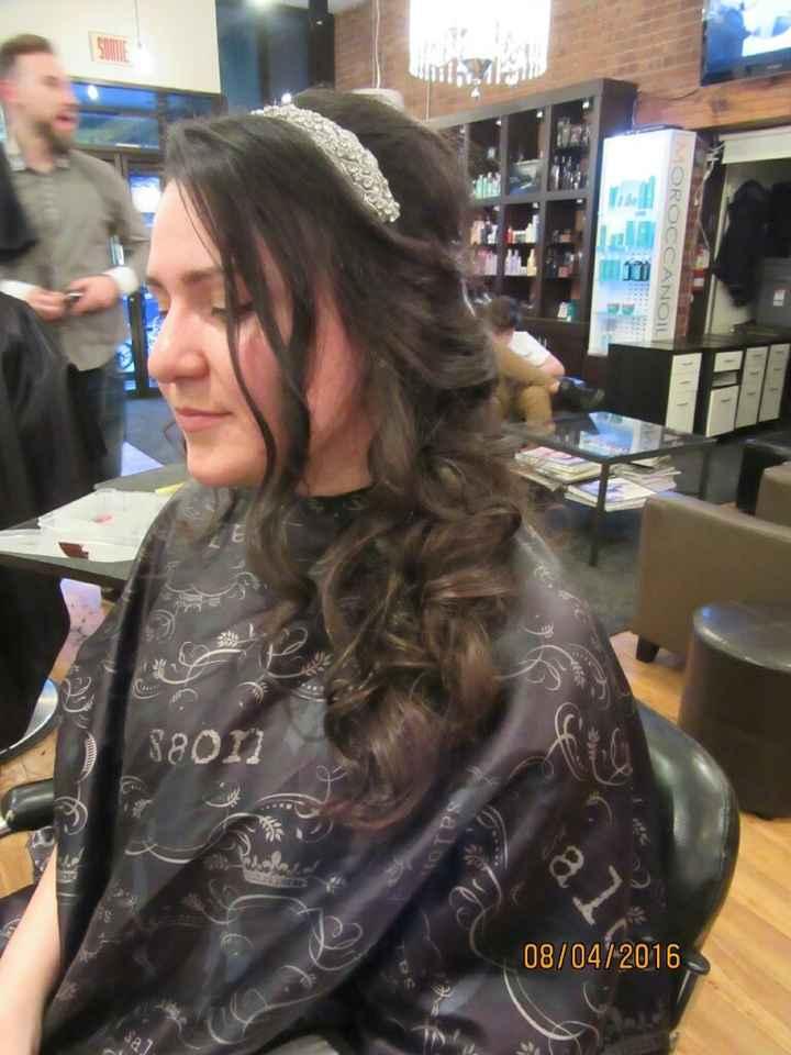 Montrez-moi vos coiffures !!!! - 2