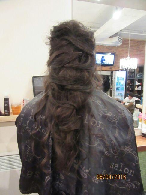 Montrez-moi vos coiffures !!!! - 1