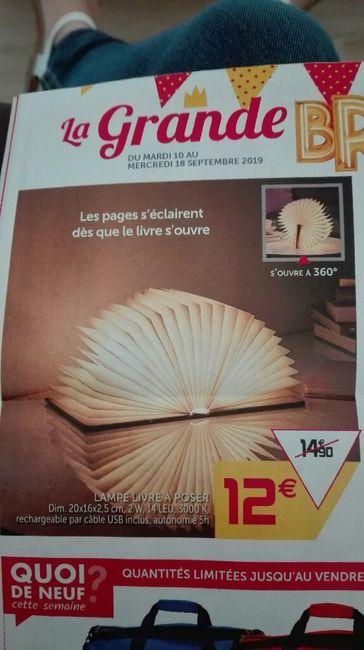 Lampe Livre Gifi Decoration Forum Mariages Net