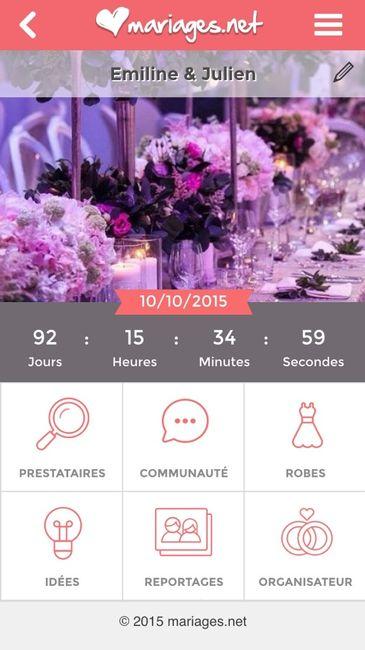 Compte à rebours général mariages.net - 1