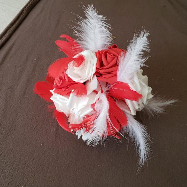 🔹 À quel moment récupéreras-tu ton bouquet ? 4