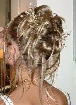 Mon id e de coiffure beaut forum - Coiffure bapteme femme ...