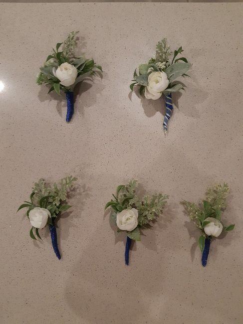 Diy : bouquet mariee et corsage dh - 2
