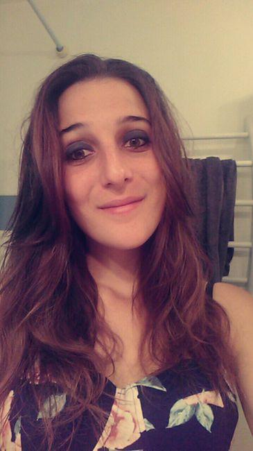 Cheveux avant après mariage 💇♀️ 1