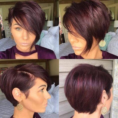 Cheveux avant après mariage 💇♀️ 3