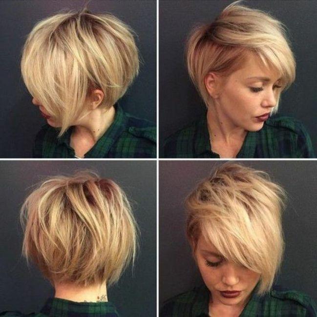 Cheveux avant après mariage 💇♀️ 4
