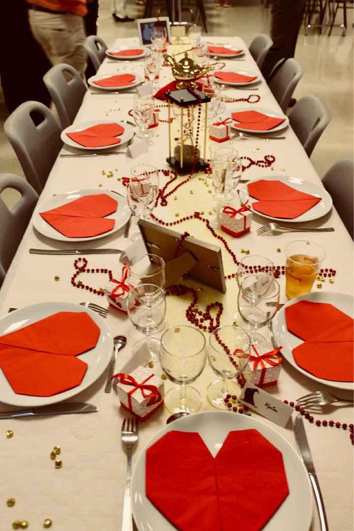 Voilà les tables 😊 - 3