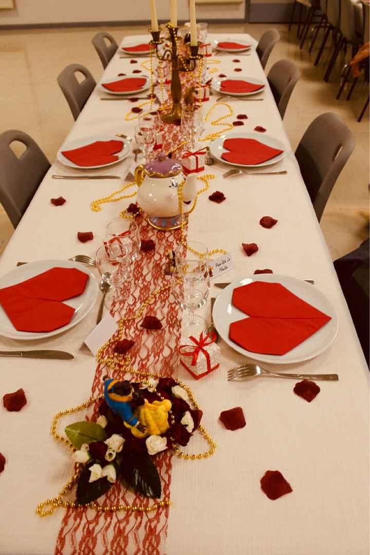 Voilà les tables 😊 - 4